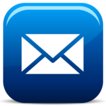 E-mail 2.0 icon white