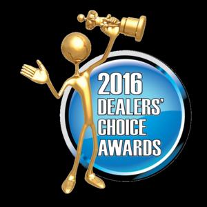 2016 Dealers' Choice Awards Logo Transparent