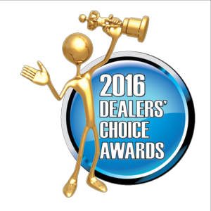 2016 Dealers' Choice Awards Logo Transparent