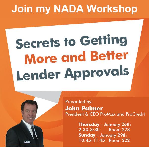 NADA JP Workshop