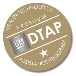 GM DTAP Premium logo transparent