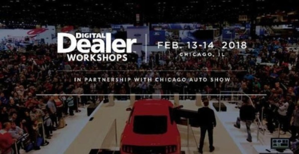 Digital Dealer Workshops logo