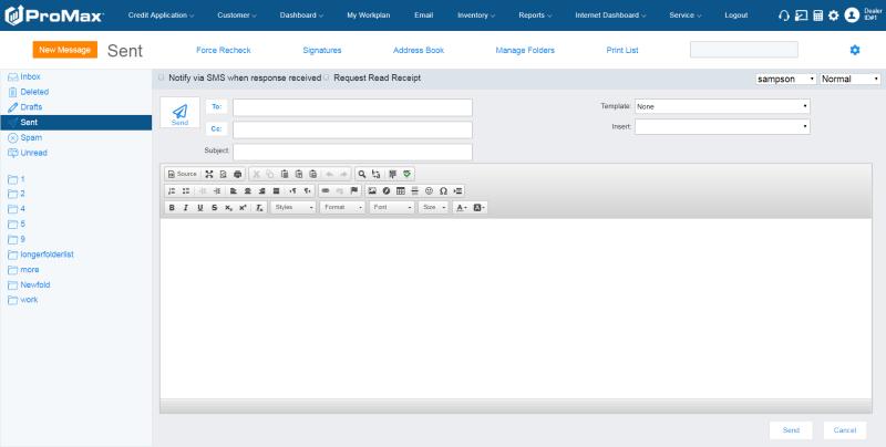 PMM Reskin Desktop New Message