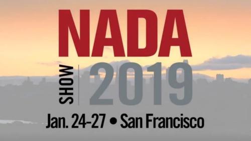 NADA 2019 logo
