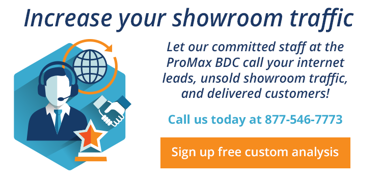 ProMax BDC call to action