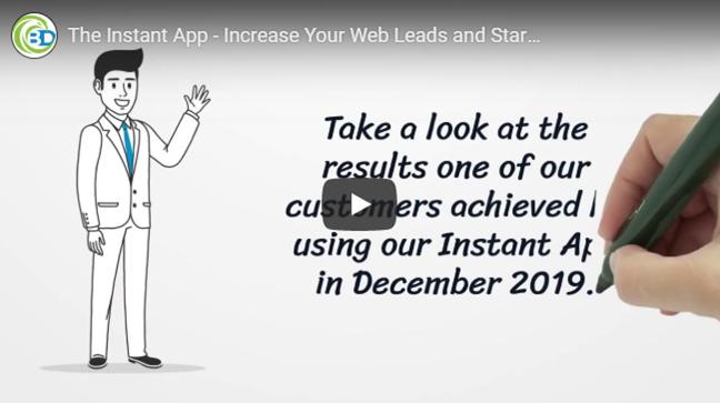 Instant App testimonial video