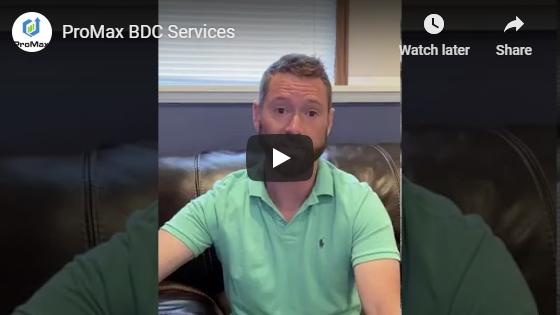 Service BDC video screenshot