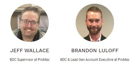 July 2021 BDC Webinar panelists