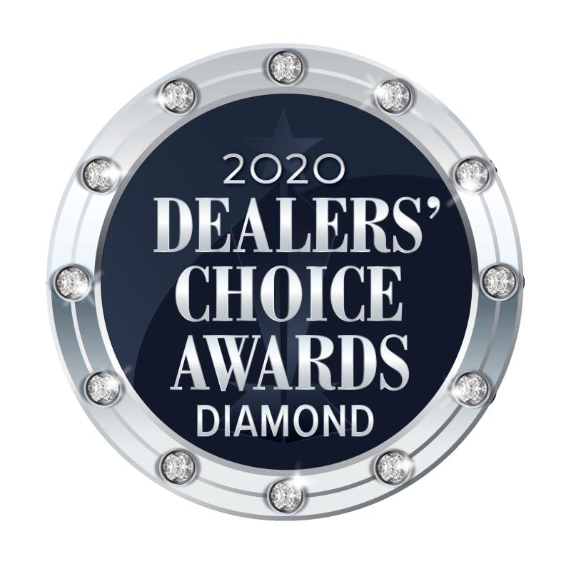2020 Dealers Choice Awards logo