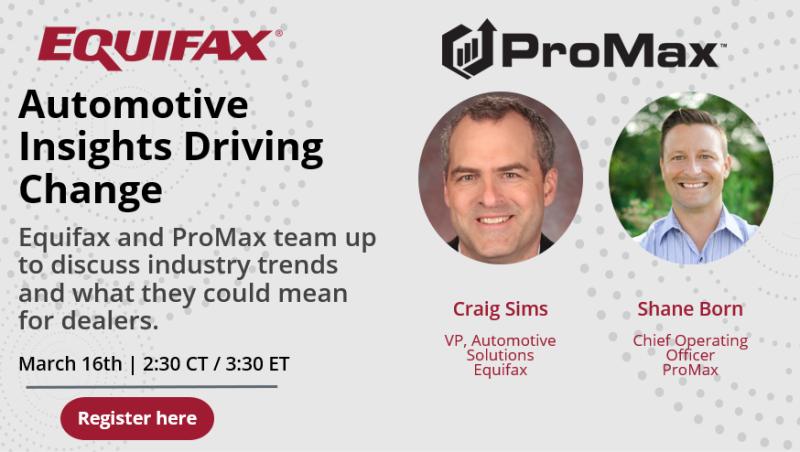 ProMax Equifax webinar slide
